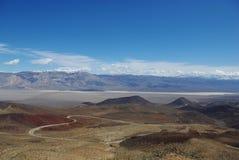 Near Death Valley, California Royalty Free Stock Photo
