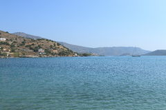 Near Elounda Stock Photography