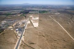 Near Florence, Arizona Stock Photography