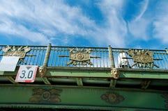 Near the Fontanka river Saint-Petersburg Stock Photos