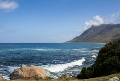 Near Gordon's Bay Western Cape South Africa Royalty Free Stock Image