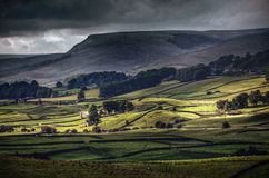 Near Hawes Stock Photo