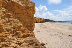 Near Loscolo Beach in Western France Royalty Free Stock Photo