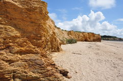Near Loscolo Beach in Western France Royalty Free Stock Photography