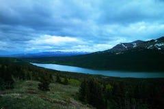 Near Many Glacier Royalty Free Stock Image