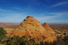 Near Page and Lake Powell, Arizona Stock Photo