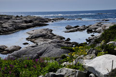 Near Peggys Cove Royalty Free Stock Photography