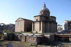 Near The Roman Forum Stock Image