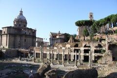 Near The Roman Forum Stock Photography