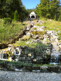 Near Velika Remeta. The Velika Remeta Monastery is a Serbian Orthodox monastery located in the village of Velika Remeta on the Fruška Gora mountain in northern Stock Photo