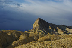 Near Zabriskie Point, Death Valley, California. Scenery near Zabriskie Point, Death Valley Royalty Free Stock Photography