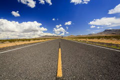 NearLittlefield sans fin de la route 91 Photos libres de droits