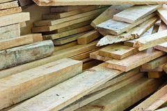 Firewood. Neatly stacked firewood creates intersting pattern Stock Photos