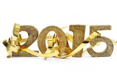 Neawjaar 2015 Royalty-vrije Stock Foto