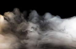 Nebbia astratta Fotografia Stock Libera da Diritti