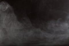 Nebbia astratta Fotografie Stock Libere da Diritti