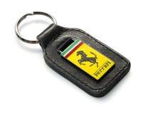 Nebbia chiave del Ferrari Fotografie Stock Libere da Diritti
