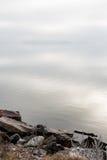 Nebbia del mare, verticale Fotografia Stock Libera da Diritti