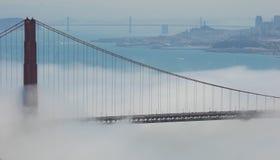 Nebbia di San Francisco immagine stock libera da diritti