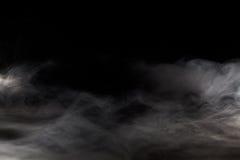 Nebbia o fumo astratta fotografia stock