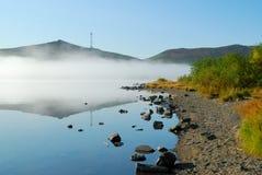 Nebel Lizenzfreie Stockfotografie