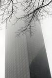 Nebel in NY Lizenzfreies Stockbild