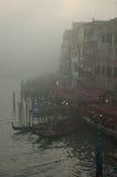 Nebel in Venedig Lizenzfreie Stockfotografie