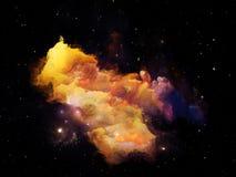 Nebelfleck-Abstraktion Lizenzfreie Stockfotos
