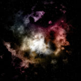 Nebelfleck-Hintergrund Stockbilder