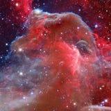 Nebelfleck im Weltraum Elemente dieses Bildes geliefert von der NASA stockbild