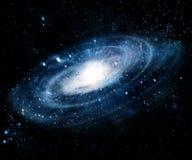 Nebelfleck und Galaxien im Raum Elemente dieses Bildes geliefert von der NASA lizenzfreie stockfotografie