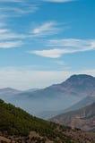 Nebelhafter Berg II Lizenzfreie Stockfotos