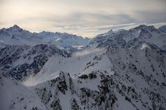 Nebelhorn Obrazy Stock