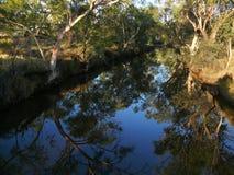 Australisches Hinterland. Lizenzfreie Stockfotografie