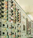 Nebenstelle der elektrischen Energie stockbild