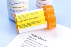 Nebenwirkungen Lizenzfreie Stockfotos