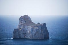 Nebida Sardinia Royaltyfria Foton