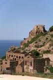 Nebida Washery. Iglesias (Sardinia - Italy) Royalty Free Stock Photo