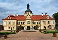 Nebilovy Schloss Lizenzfreie Stockfotografie