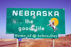 Nebraska Royalty Free Stock Photos