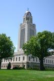 Nebraska państwa kapitolu obraz stock