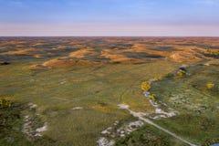 Free Nebraska Sandhills In Sunrise Light Stock Photo - 158875830