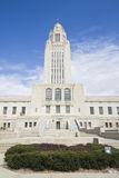 Nebraska - State Capitol Stock Photos