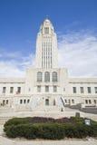 Nebraska - State Capitol stock photos