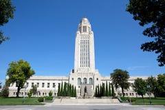 Nebraska State Capitol Building Stock Photo