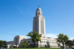 Nebraska State Capitol Stock Photography