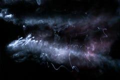 Nebula в космосе Стоковая Фотография RF