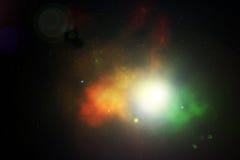 nebula Стоковое Изображение
