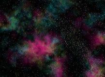 nebula Royaltyfri Foto
