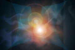 Nebula. Like royalty free illustration